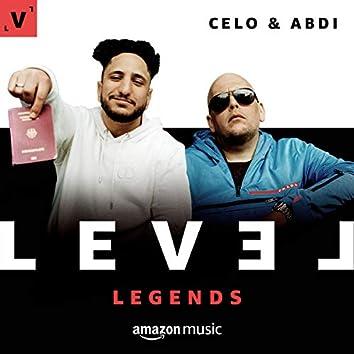 LEVEL Legends: Celo & Abdi