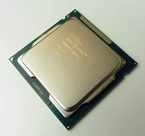FCLGA1155 Dual Core SR0RH - Unidad central de procesamiento Intel Core I3-3240 (frencuencia3.4GHz, memoria caché 3MB, DMI 5GT/s) (Reacondicionado)