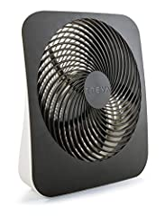 BATTERY-OPERATED PORTABLE FAN. With O2COOL's 10-Inch Battery-Operated Portable Fan, you can cool off when you're at home, work or outdoors. Perfectly sized, it won't take up much space and features a convenient built-in handle for easy storage and tr...