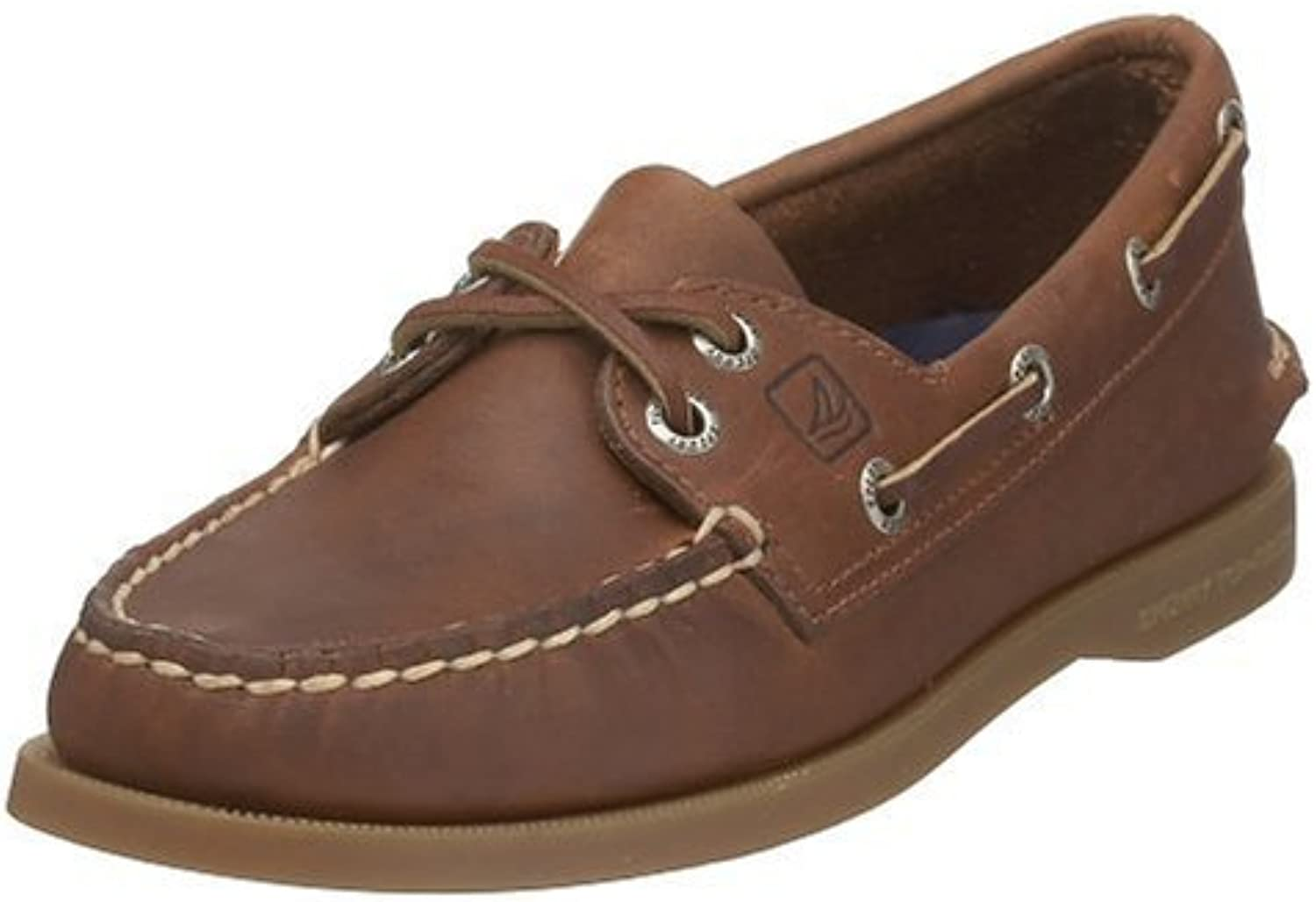 Sperry Women's Authentic Original 2-Eye Boat shoes in Sahara