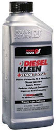 Power Service Diesel Kleen +Cetane Boost Fuel Additive...