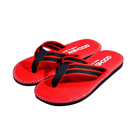 WWLZ Aankomst Mannen Zomer Streep Flip Flops Schoenen Sandalen Mannelijke Slipper Flip-Flops Mode Strand Sandalen Schoenen Voor Mannen Groothandel