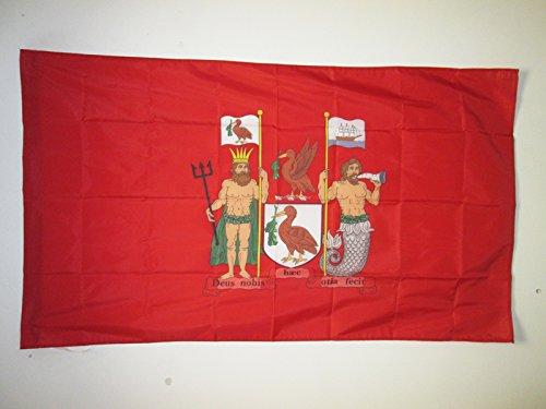AZ FLAG Flagge Liverpool 150x90cm - Liverpool Fahne 90 x 150 cm Scheide für Mast - flaggen Top Qualität
