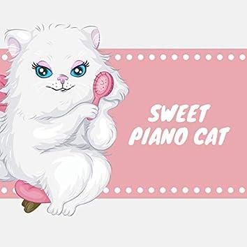 Sweet Piano Cat