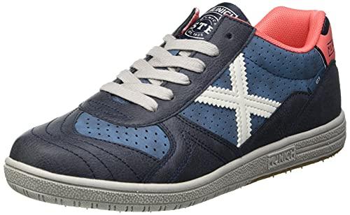 Munich G-3 Jeans, Zapatillas Unisex Adulto, Azul, 44 EU