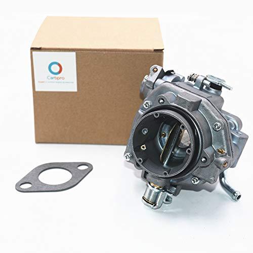 Carbpro Carburetor for Cummins Onan P220V P248V P220G 20Hp Engine B48G B48M LX790 Nikki 6100 27 281 146-0496 146-0699 146-0661 Toro LX-460 Mower Carburetor CARBURETOR EMISSIONS, PERFORMER 16-18 HP