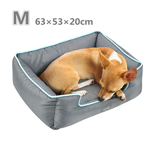 Pecute Water Resistant Pet Bed for Small...