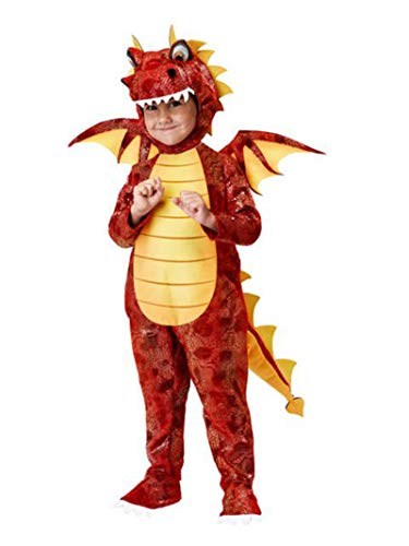 Product Image of the Toddler Fire Breathing Dragon Costume 4T