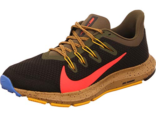 Nike Quest 2 SE, schwarz-bunt-kombiniert, Gr. 6½