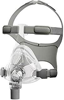 Simplus_Full Face_CPAP Mask_with Headgear_(Large)/RespiCare Store