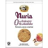 Birba Galletas Nuria 0% Azúcares Con Manzana, Pasas Y Quinoa 270 g