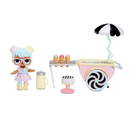 L.O.L Surprise!564911E7C Mobili Ice Cream Pop Bon & 10+ Sorprese, Multi