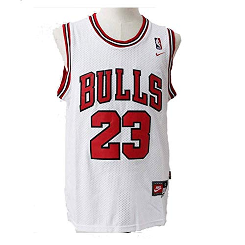 LinkLvoe Camiseta de Baloncesto NBA Michael Jordan # 23