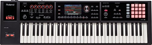 Roland FA-06 61-Key Music Workstation with 16 Backlit Pads