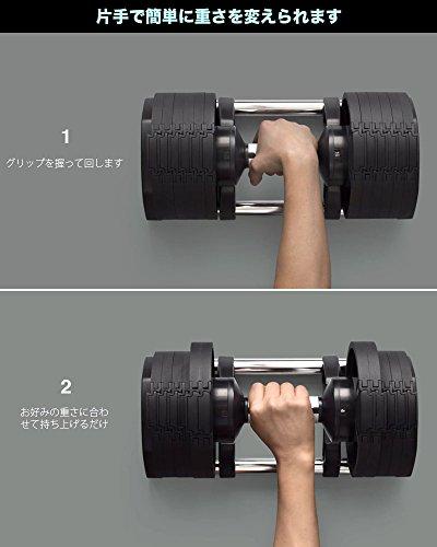 フレックスベル正規品20kg4kg刻み2個セット6段階ブラック
