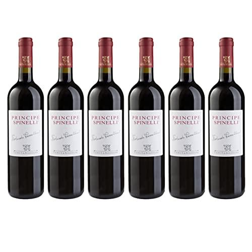 Principe Spinelli Tenuta Iuzzolini - 6 Bottiglie Vino Cirò Rosso di Calabria