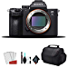 Sony Alpha a7 III Full Frame Mirrorless Digital Camera (Body Only) ILCE7M3/B - Bundle Kit (Renewed)