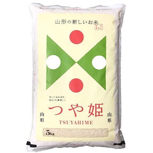 山形県産 つや姫 特別栽培 減農薬 白米 特A お米 令和3年産 庄内米 (5kg)
