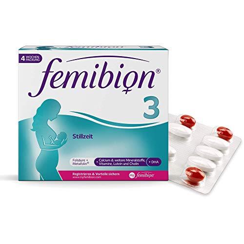 Femibion 3 Stillzeit Tabletten 4 Wochen, 56 St.