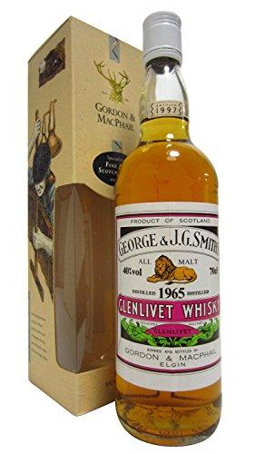 Glenlivet - George & J.G Smith's - 1965 32 year old Whisky