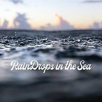 Raindrops in the Sea