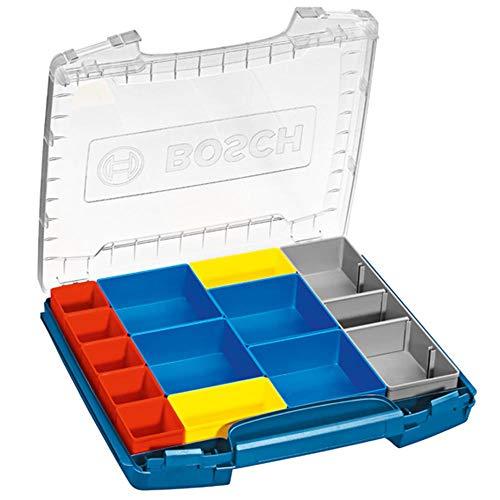 Bosch Professional Koffer-Set i-BOXX 53 Set 12 (Maße 357 x 316 x 53 mm)