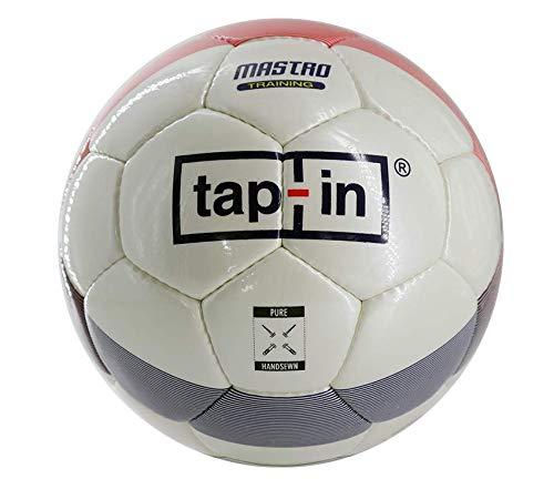 Tap-in Pallone da Calcio Mastro n. 4 - Pallone Allenamento Calcio 32 Pannelli Size 4