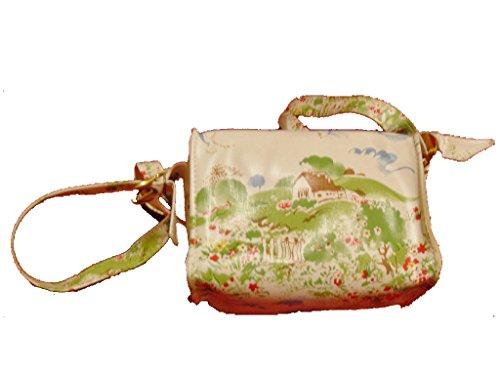 Orginal aus der DDR Zeit eigene Produktion geeignet als Brottasche für den KindergartenBrottasche, Kindergartentasche, PVC 805, Bedruckt