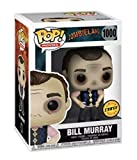 Bill Murray Chase Edition #1000 Pop Movies: Figura de vinilo Zombieland (incluye funda protectora Ec...