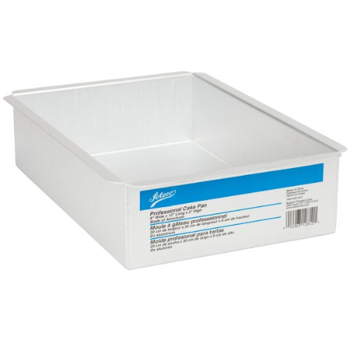 molde aluminio rectangular fabricante Ateco