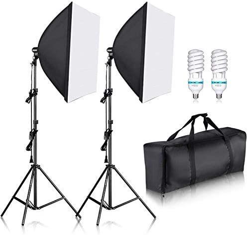 Top 10 Best led video light panel photography lighting stand studio video shooting