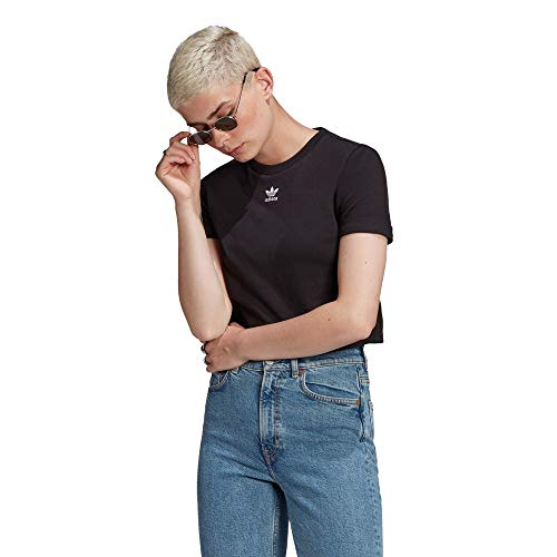adidas Crop Top T-Shirt Mujer