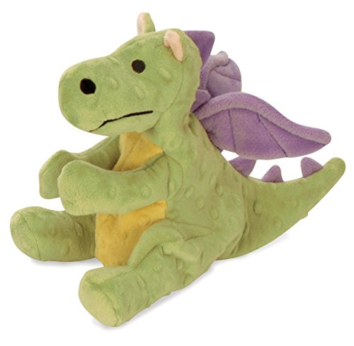 Quaker Products GoDog Dragons with Chew Guard Large-Lime