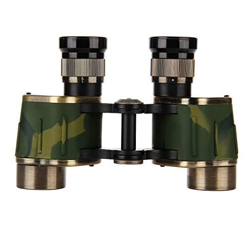 Jumelles pour adultes Jumelles Compact HD Professional 12X24 avec vision nocturne basse pour l'observation des oiseaux, les voyages, à l'extérieur, l'observation, l'observation sportive, l'escalade