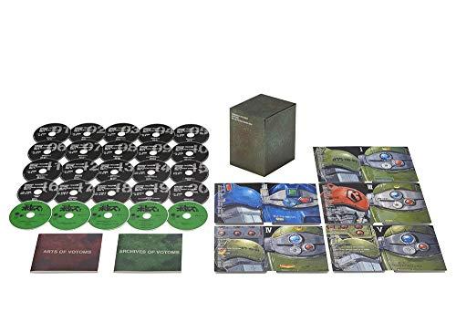 【Amazon.co.jp限定】装甲騎兵ボトムズ Blu-ray Perfect Soldier Box (期間限定版)(「炎のさだめ 2020Ver. ...