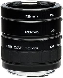 Kenko Auto Extension Tube Set DG for Nikon Lenses A-EXTUBEDG-N