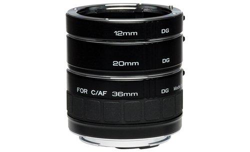 Kenko DG Nahringe (12/20/36 mm) für Nikon AF schwarz