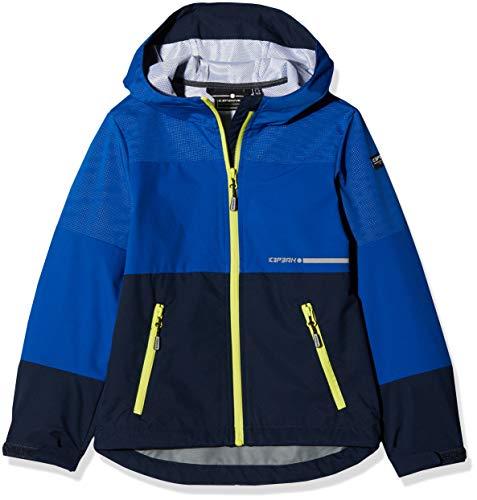 Icepeak Jungen Timber JR Softshell Jacke, blau, 152