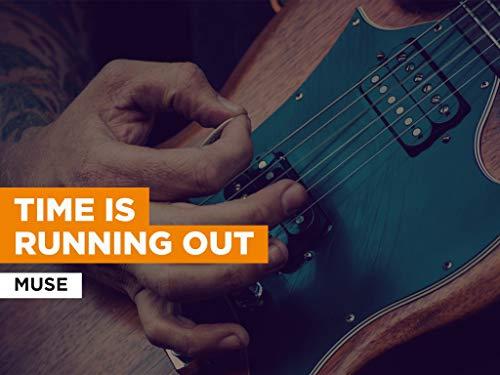 Time Is Running Out al estilo de Muse