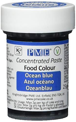 PME Pastenfarbe Meeresblau, 25 g