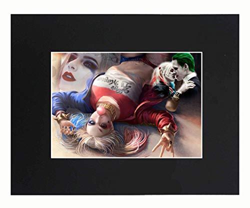 41QPuML3P9L Harley Quinn Suicide Squad Posters