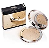 Ciate London Glow-To Highlighter 0.17 Oz! Face Glow Highlighting Pressed Powder Makeup! Weightless, Long-Wear And Extreme Creaminess! Vegan & GLuten Free! Choose Your Makeup Color! (Starburst)