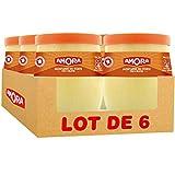 Amora Moutarde Mi-Forte 230 g - Lot de 6