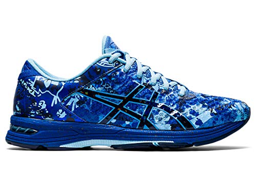 ASICS Men's Noosa Tri 11 Running Shoes, 12M, Blue Coast/Peacoat
