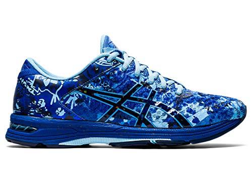 ASICS Zapatillas de running Noosa Tri 11 para hombre, azul (Blue Coast/Peacoat), 41.5 EU