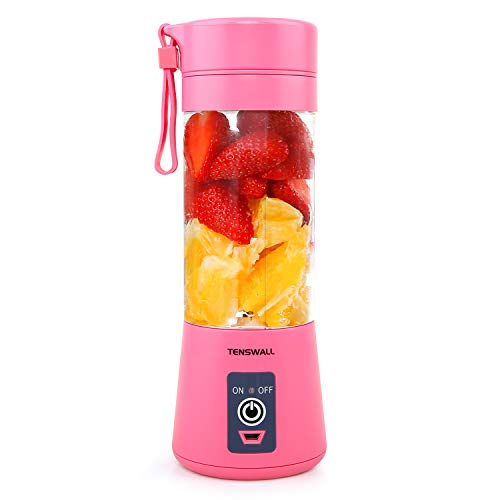 Portable Blender, Personal Size Blender Shakes and Smoothies...