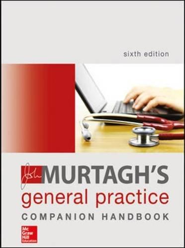 John Murtagh's general practice companion handbook (Medicina)