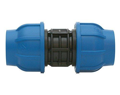 PE pipe vis klemmverbinder dVGW raccord 25 mm