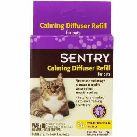 Sentry Sentry Calming Diffuser Refill