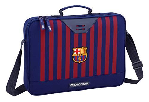 FCB FC Barcelona Bolso maletín Cartera extraescolares